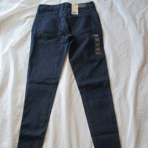 Levi's 535 Jeans 119970037 Legging Color Blue